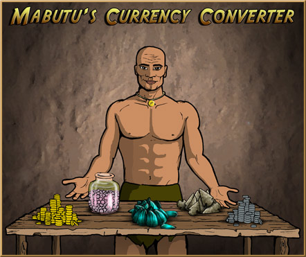 Mabutu's Currency Converter